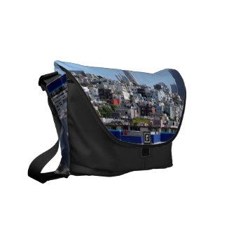 San Francisco Panorama Courier Bag