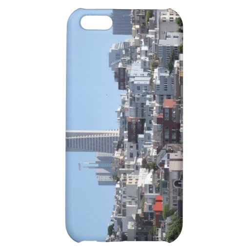 San Francisco Panorama iPhone 5C Cover