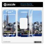 San Francisco Panorama Motorola Backflip Skin
