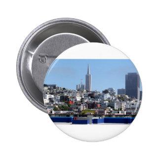 San Francisco Panorama Pin