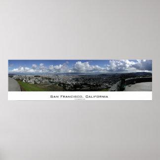 San Francisco Panorama Poster