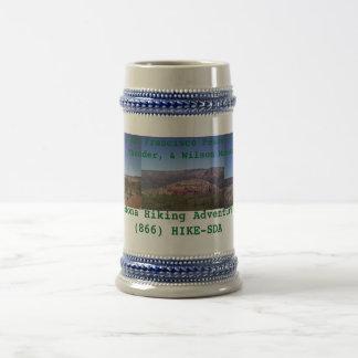 San Francisco Peaks Beer Stein