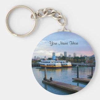 San Francisco Pier 39 #2-3 Keychain