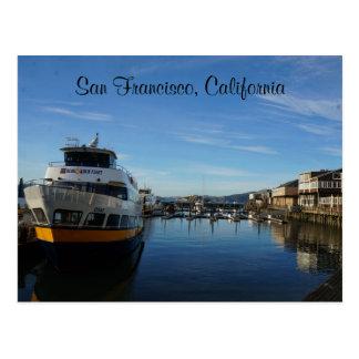 San Francisco Pier 39 #7 Postcard