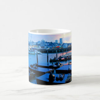 San Francisco Pier 39 Sea Lions #5 Mug