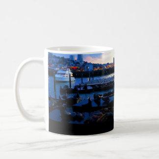 San Francisco Pier 39 Sea Lions #6 Mug
