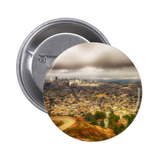 San Francisco Pinback Button