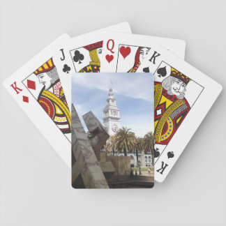 San Francisco playing cards