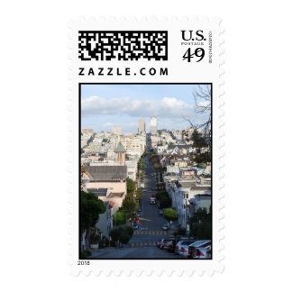 San Francisco postage