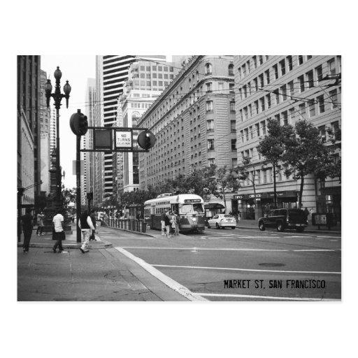 San Francisco Postcard