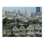 San Francisco Postcard Row Postcard