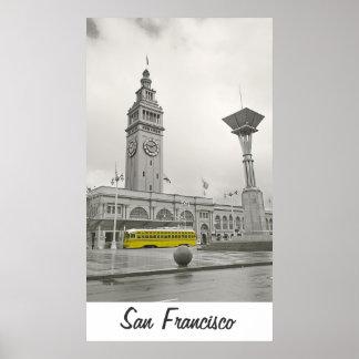San Francisco Póster