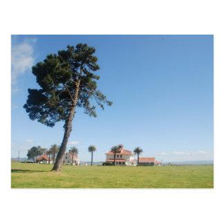 San Francisco Presidio Postcard