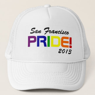 San Francisco Pride 2013 Trucker Hat