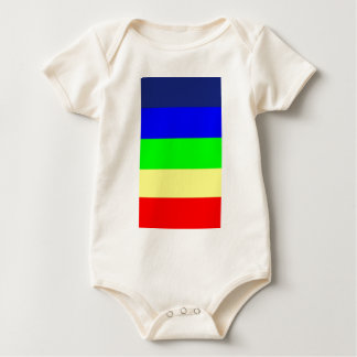 San Francisco Pride Baby Bodysuit