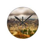San Francisco Reloj De Pared