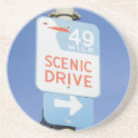 San Francisco Scenic Route Drink Coasters