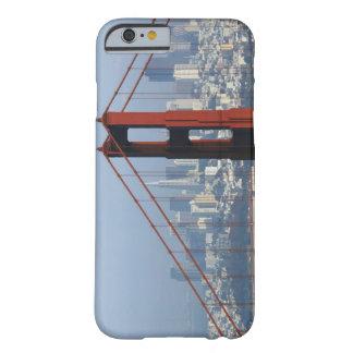 San Francisco seen trough Golden Gate Bridge. Barely There iPhone 6 Case