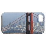 San Francisco seen trough Golden Gate Bridge. iPhone SE/5/5s Case