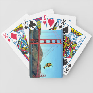 San Francisco SFBeeClean Logo Bicycle Playing Cards