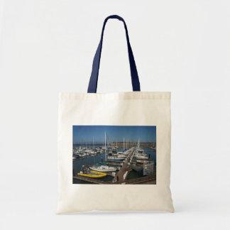 San Francisco Ships Tote Bag