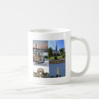 San Francisco Sites #4 Coffee Mug
