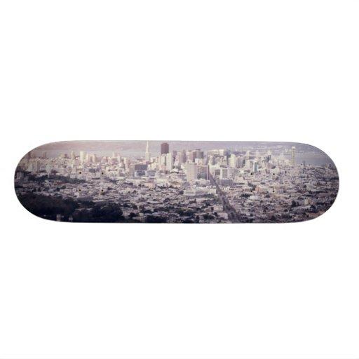 San Francisco Skate Board Decks