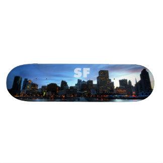 San Francisco Skateboard Deck
