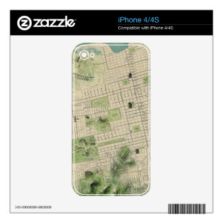San Francisco Skin For The iPhone 4S