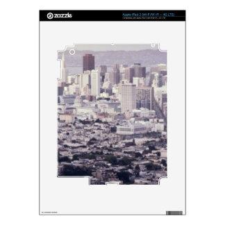 San Francisco iPad 3 Decals