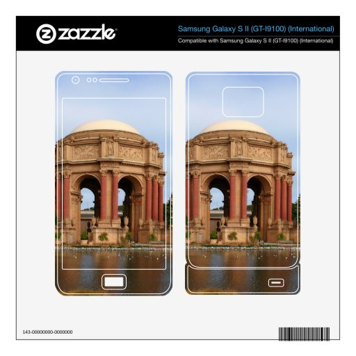 San Francisco Samsung Galaxy S II Skin