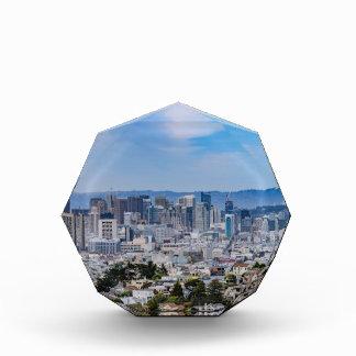 San Francisco Skyline Acrylic Award