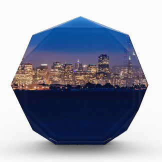 San Francisco Skyline at Dusk Award