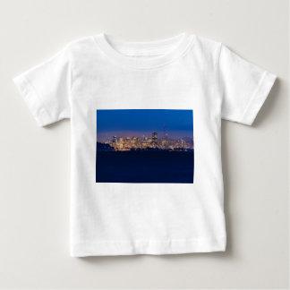 San Francisco Skyline at Dusk Baby T-Shirt