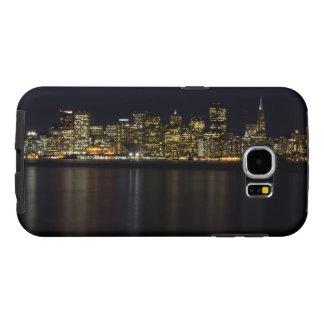 San Francisco Skyline at Night Phone Case