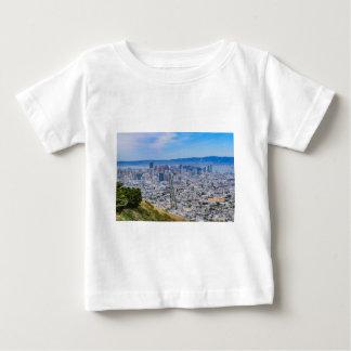 San Francisco Skyline Baby T-Shirt