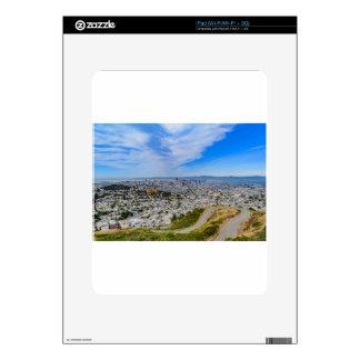 San Francisco Skyline Decal For iPad