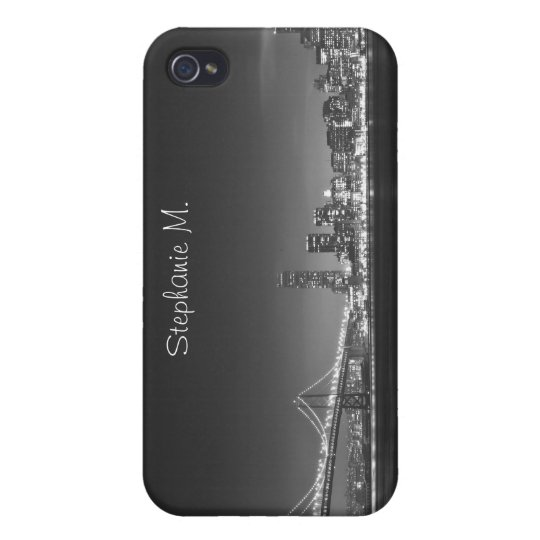San Francisco Skyline iPhone 4 Speck Case