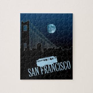 San Francisco skyline Jigsaw Puzzle