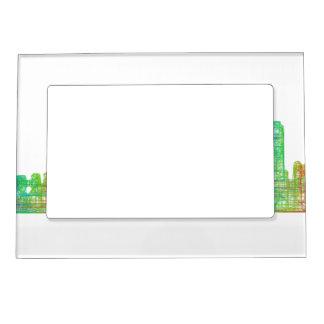 San Francisco skyline Magnetic Photo Frame