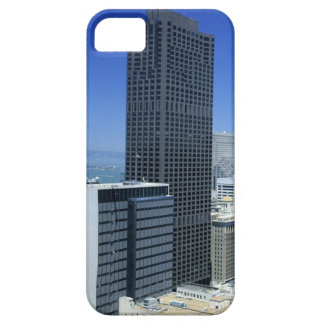 San Francisco Skyline of Financial District iPhone 5 Cases