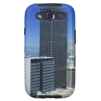 San Francisco, Skyline of Financial District Samsung Galaxy S3 Cover