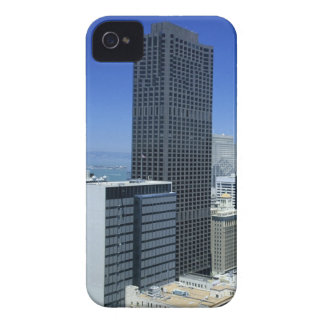 San Francisco Skyline of Financial District iPhone 4 Cases