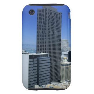 San Francisco Skyline of Financial District Tough iPhone 3 Cases