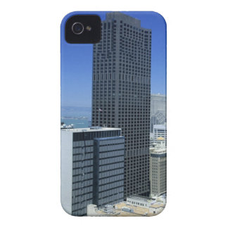 San Francisco, Skyline of Financial District iPhone 4 Cover