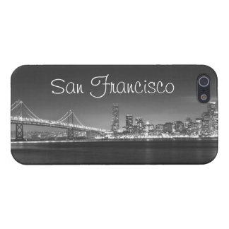 San Francisco Skyline Photo Cases For iPhone 5