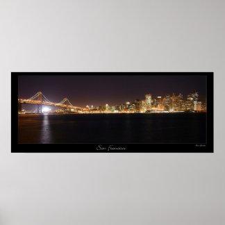 San Francisco Skyline Print
