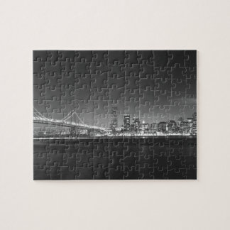 San Francisco Skyline Puzzle