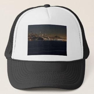 San Francisco Skyline Seen From Across The Bay Trucker Hat