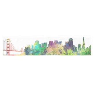 SAN FRANCISCO SKYLINE SP - SHORT TABLE RUNNER